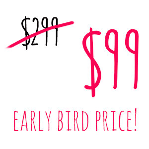 early bird price