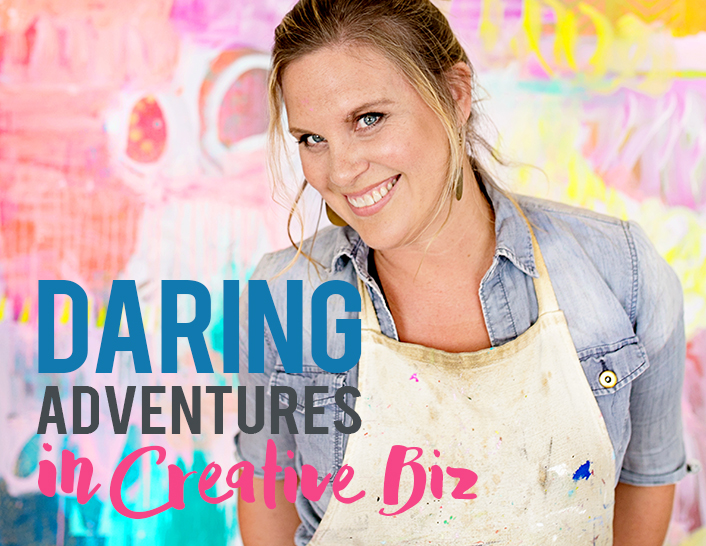 Fall Session of Daring Adventures in Creative Biz!