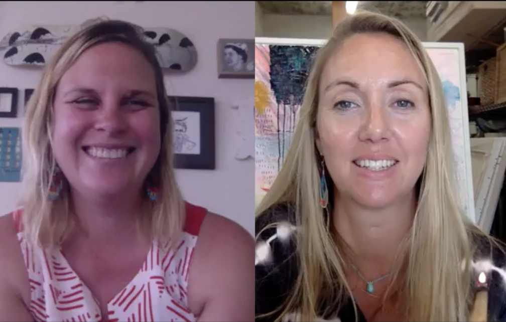 Studio Chats with Faith & Mati: Pricing, Selling & Finishing Your Work